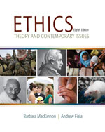 Ethics: Theory and C…,9781285196756