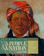 A People and a Natio…,9780495916222