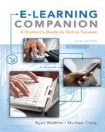 E-Learning Companion…,9781439082454