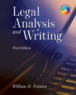 Legal Analysis and W…,9781418080921