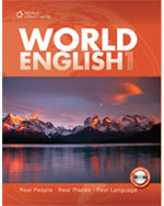 World English 1 with&hellip;,9781424063369