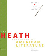 The Heath Anthology …,9780547204192