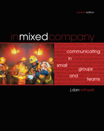 In Mixed Company: Co…,9780495567677