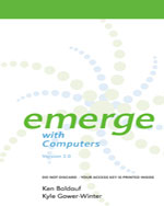 Bundle: Emerge with …,9780495961154