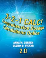 3-2-1 Calc! Comprehe…, 9781133132080