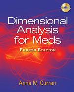 Dimensional Analysis…