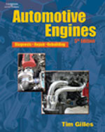 Automotive Engines: …,9781418009632