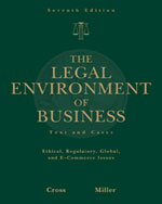 The Legal Environmen…,9780324590005