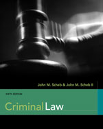 Criminal Law, 6th Ed…