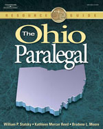 The Ohio Paralegal, …,9781418012984