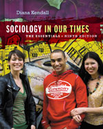 Sociology in Our Tim…,9781133957171