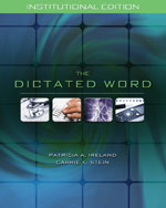 The Dictated Word: I…