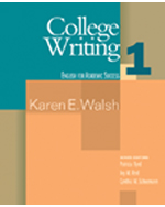 College Writing 1: T…,9781428202962