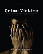 Crime Victims: An In…,9780495599296