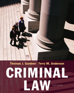 Criminal Law, 10th E…,9780495390893