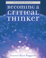 Becoming a Critical …,9780495909057