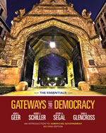 Gateways to Democrac…,9781133607809