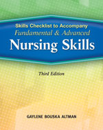 Skills Checklist for…,9781418052348