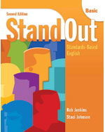 Stand Out Basic Text…,9781424022618