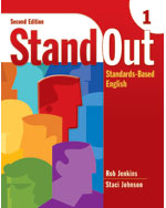Stand Out 1, 2nd Edi…