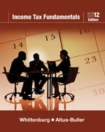 Income Tax Fundament…,9781111529192