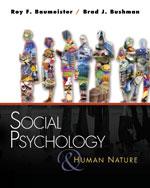 Social Psychology an…,9780495116332