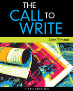 The Call to Write, 5…,9781439086148
