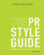 The PR Styleguide: F…,9780495006435