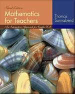 Mathematics for Teac…,9780534403744