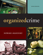 Organized Crime, 9th…,9780495599661