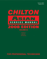 Chilton Asian Servic…,9781428322172
