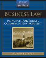 Business Law: Princi…,9780324303940