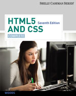 HTML5 and CSS: Compl…, 9781133526124