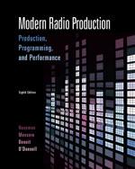 Modern Radio Product…, 9780495570493