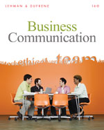 Business Communicati…,9780324782172