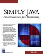 Simply Java: An Intr…,9781584504269