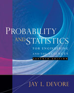 Probability and Stat…, 9780495382171