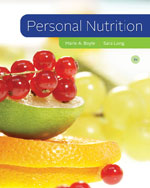 Personal Nutrition, …, 9781111571139
