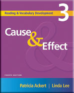 Cause & Effect: Text…