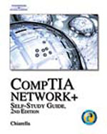 CompTIA Network+ Sel…,9781418009335
