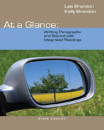 At a Glance: Writing…