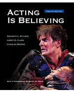 Acting is Believing,…, 9781285465050