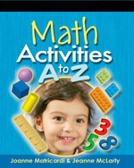 Math Activities A to…,9781401872359