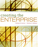 Creating the Enterpr…,9780324353631