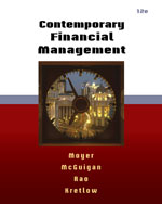 Contemporary Financi…,9780538479172