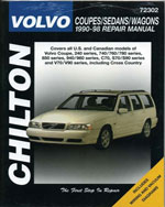 Volvo Coupes, Sedans…, 9780801990953