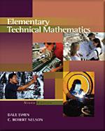 Elementary Technical…,9780495113492