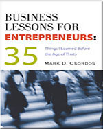 Business Lessons for…,9780538726498