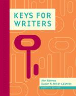 Keys for Writers, 7t…