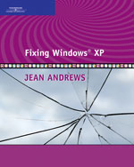 Fixing Windows XP, 1…,9781418837020
